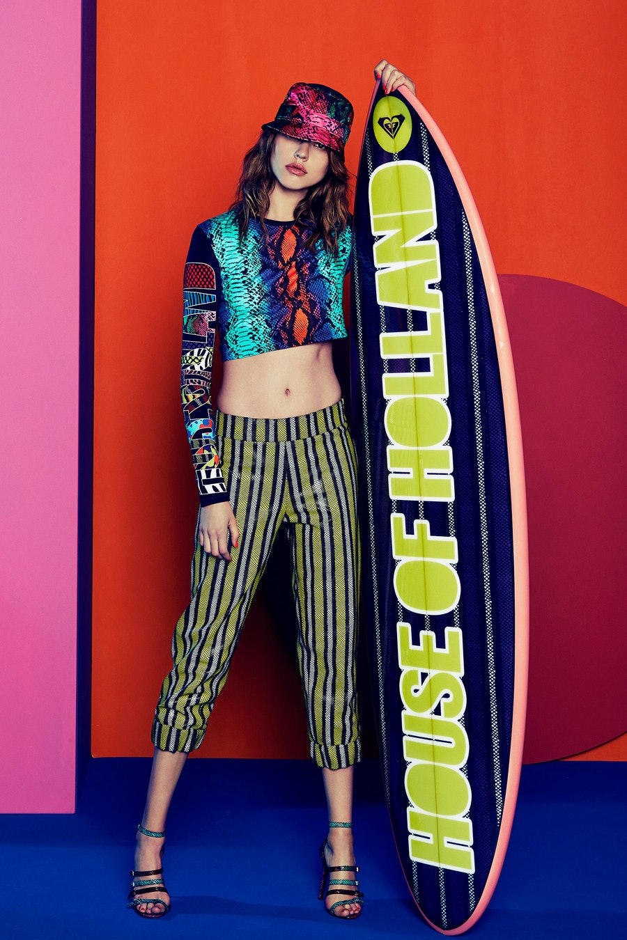 House of Holland Pre-Fall 2015