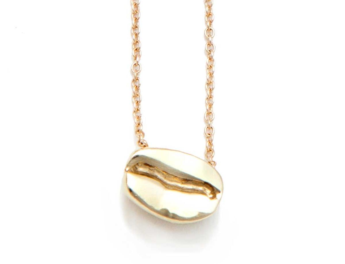 Anita Ko Imagine1Day necklace in rose gold