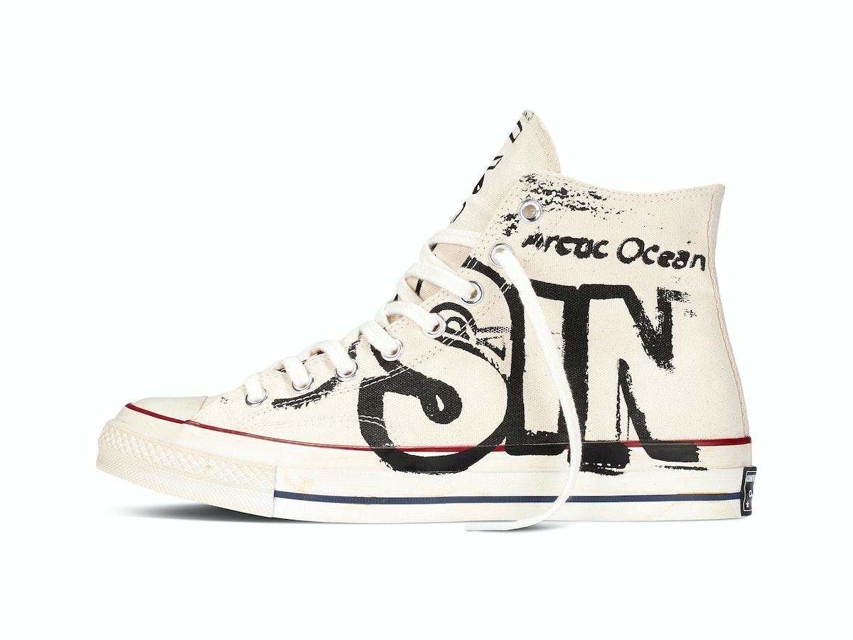 Converse Andy Warhol All Star Chuck '70
