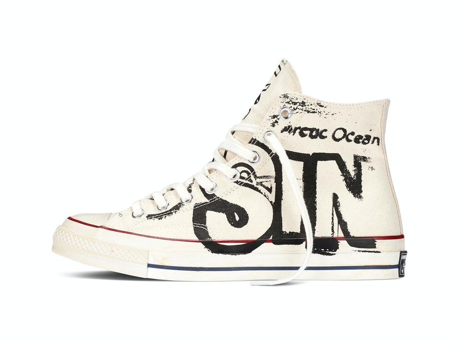 Converse Andy Warhol All Star Chuck '70