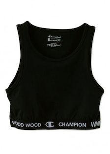 Wood Wood x Champion sports bra