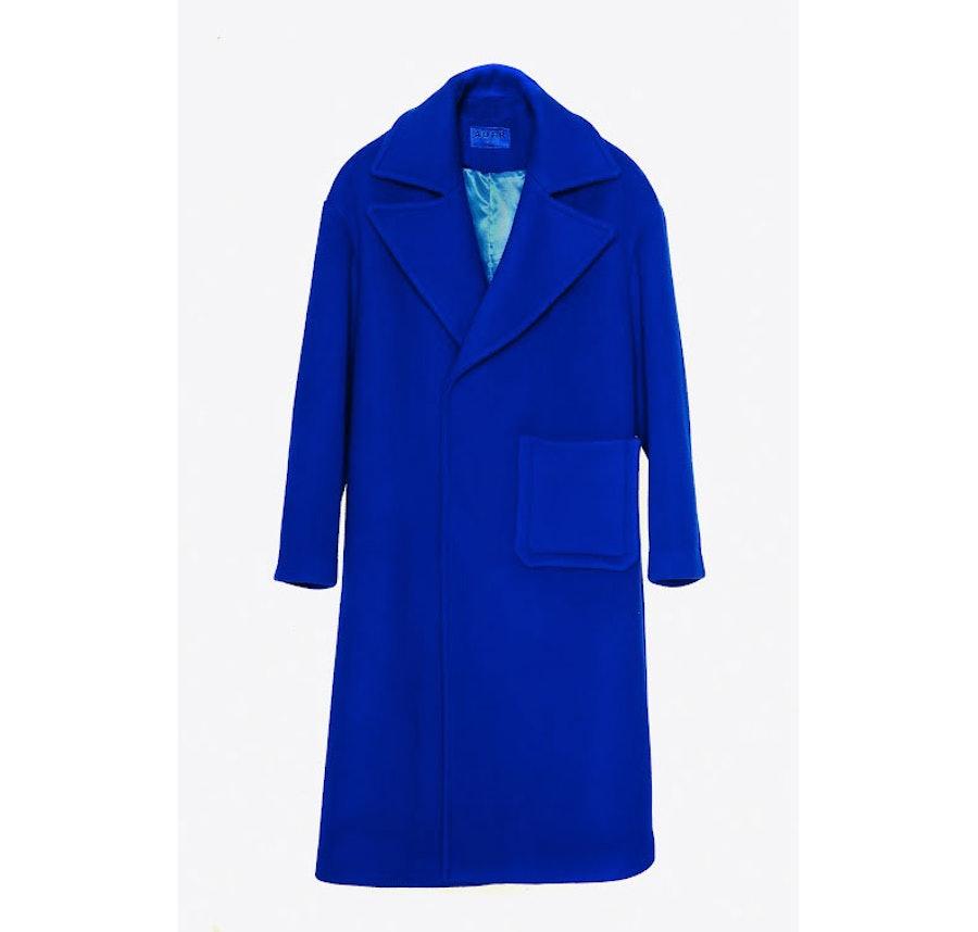 Ader Error Drop Oversize Coat