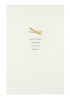 Mrs. John L. Strong notebook