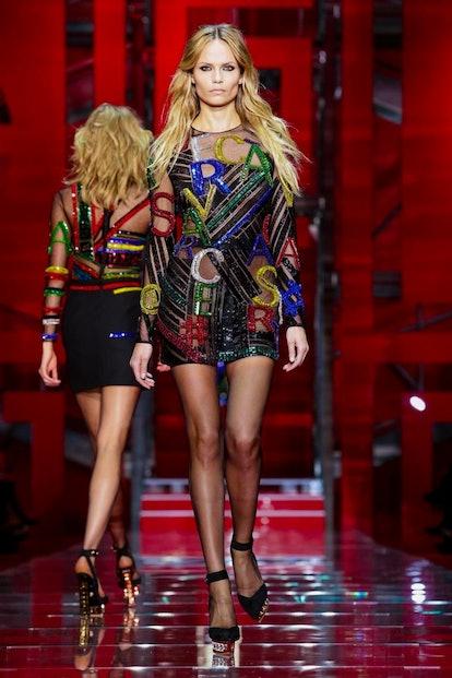 Versace Fall 2015