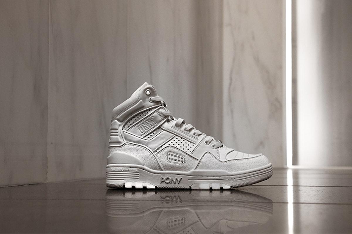 PONY x DKNY sneakers