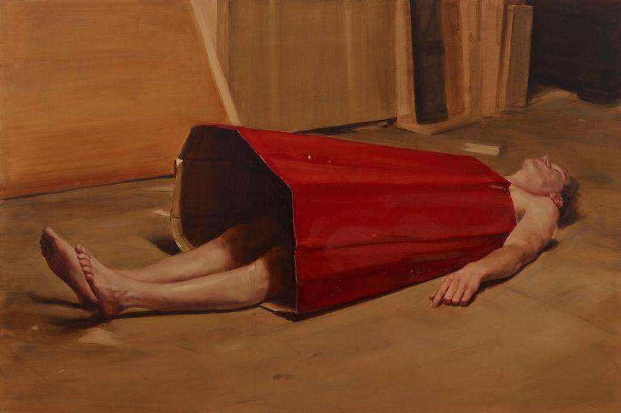 Michael Borremans Devil's Dress