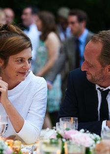 Chiara Mastroianni and Benoît Poelvoorde