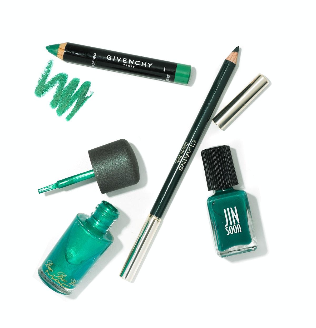 Best Green Makeup