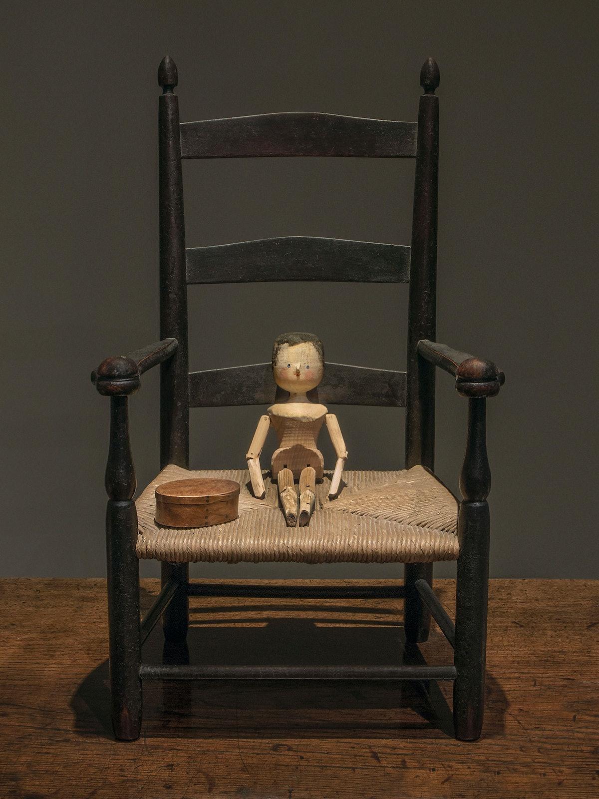 Ydessa Hendeles, From her wooden sleep…, 2013