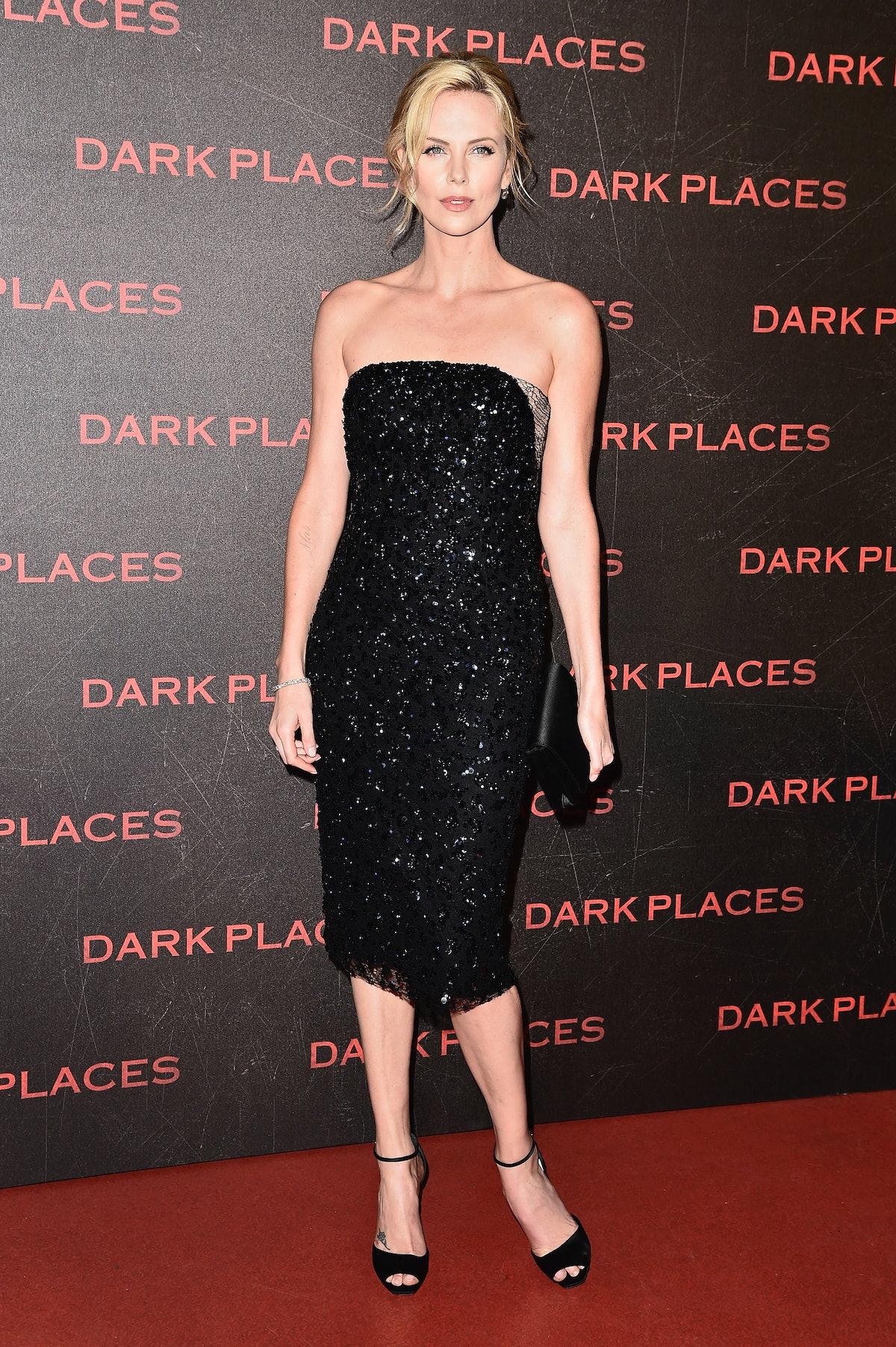 Charlize Theron Dior
