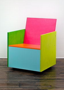 Mary Heilmann chair