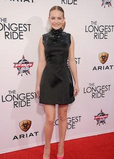Britt Robertson in Dior