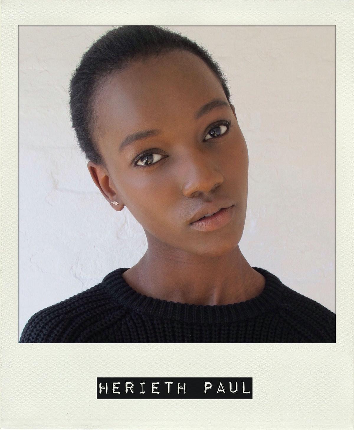 Herieth Paul Beauty Notes