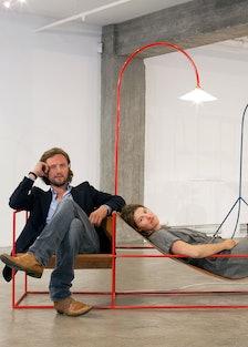 Hannes Van Severen and Fien Muller