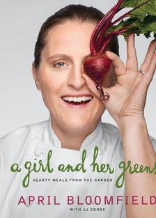 Girl and Her Greens