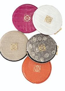 Loewe x John Allen coin purses