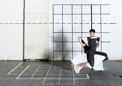 Gabriel Maher Genderless Chair