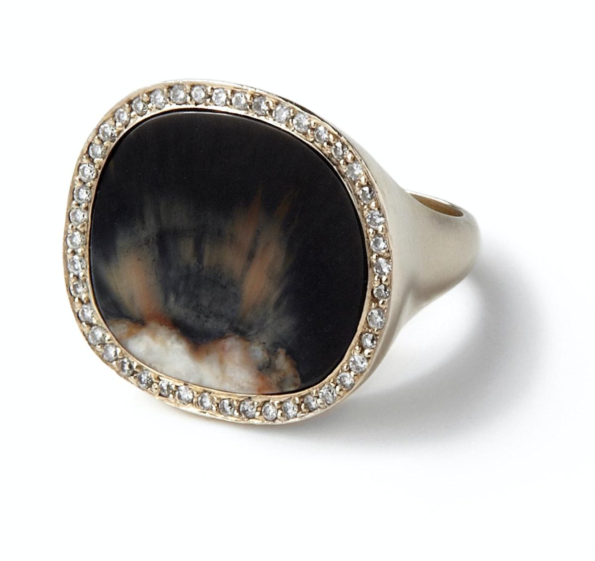 Monique Pean Pinky Ring