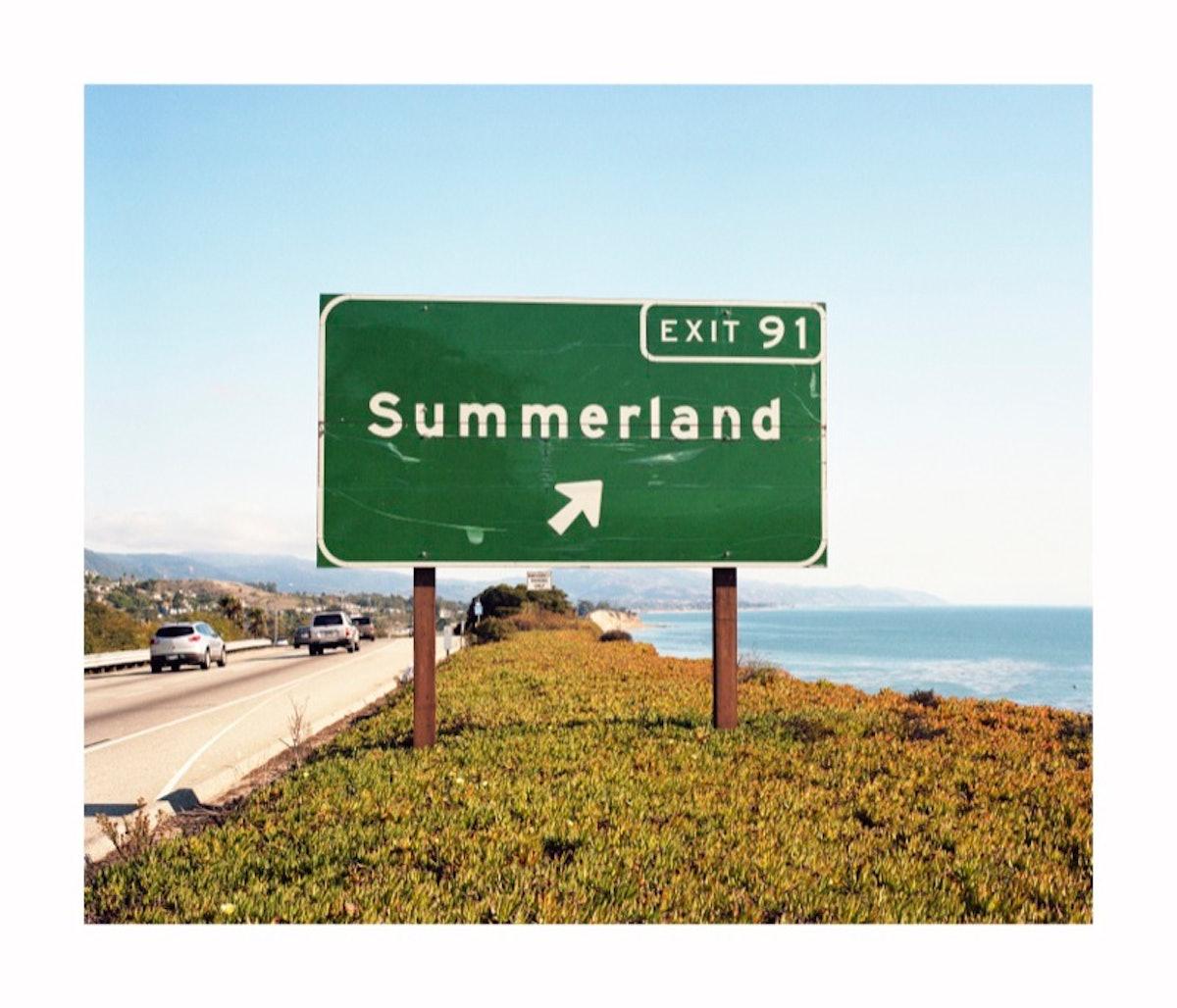 Will Adler Summerland 2012