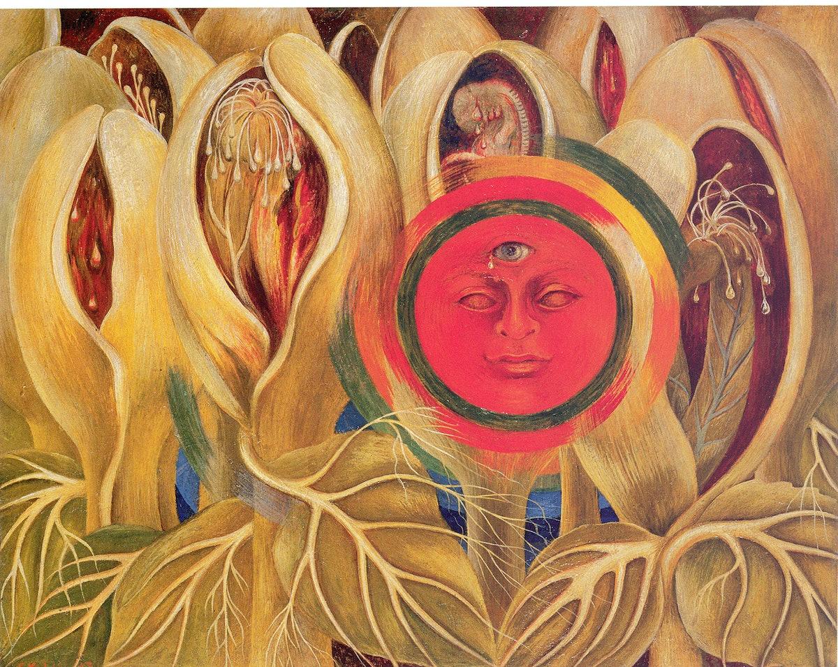 Frida Kahlo's Sun and Life