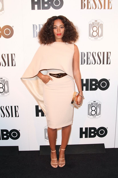 Solange Knowles in Stephane Rolland