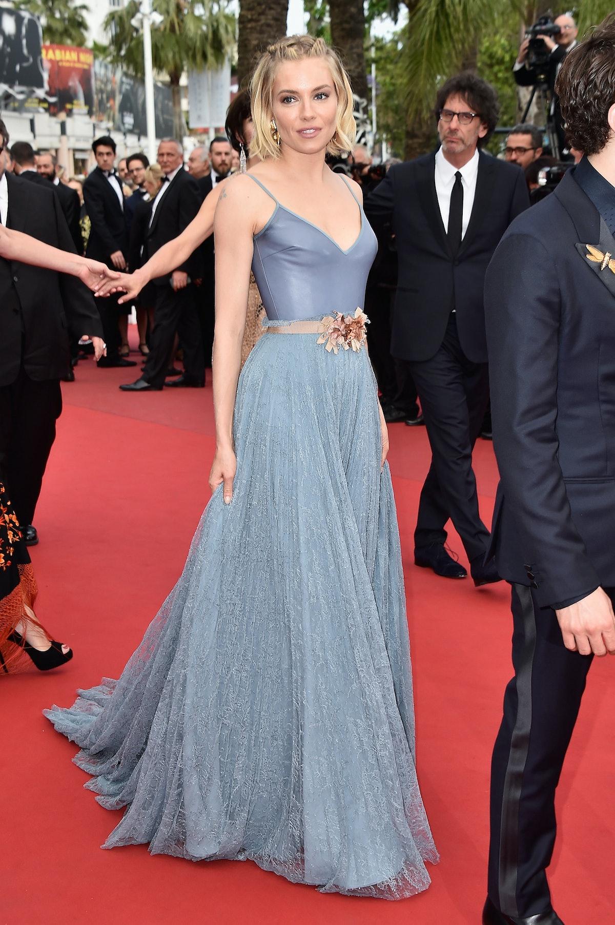 Sienna Miller in Gucci