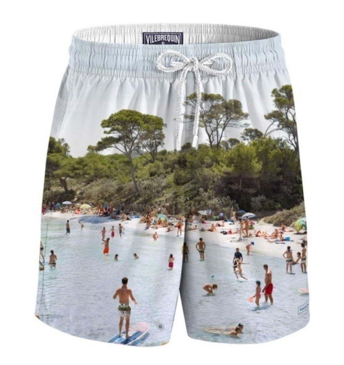 Massimo Vitali swim trunks