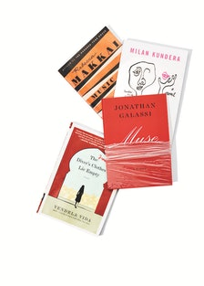 Diane Solway's Summer Reading List