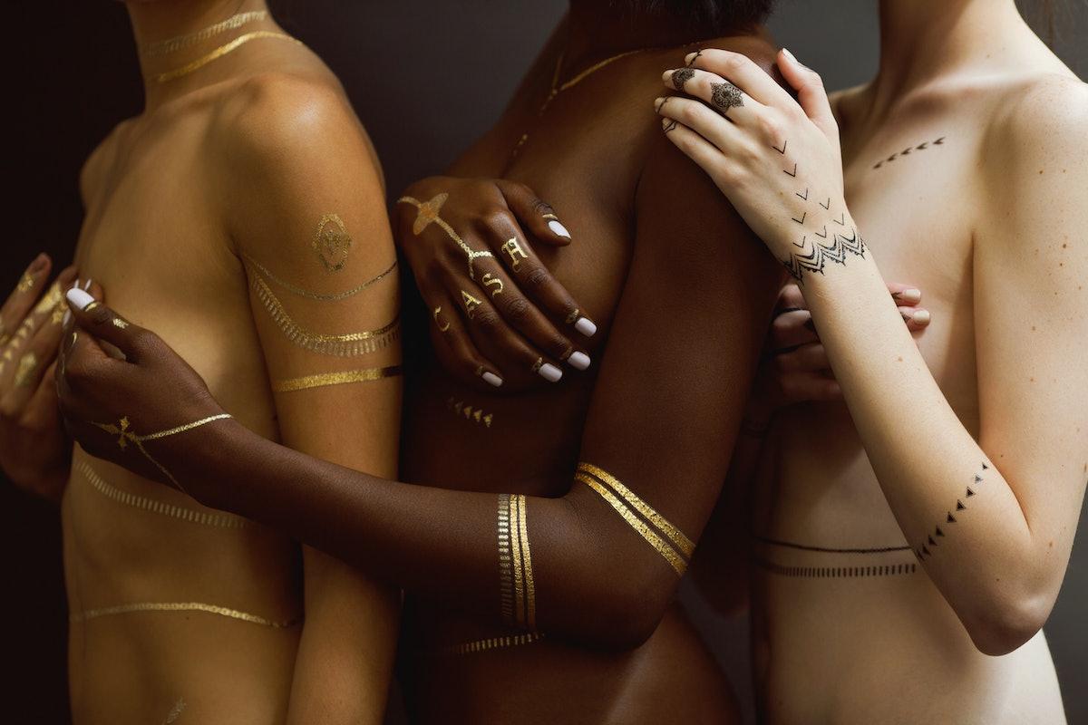 Jacquie Aiche x Rihanna flash tattoos