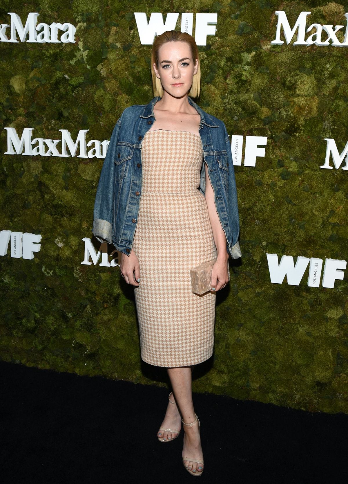 Jena Malone in Max Mara