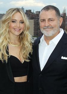Jennifer Lawrence and Tim Palen