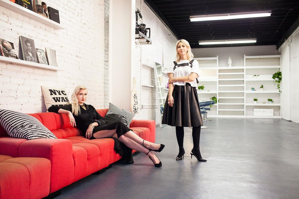 Kate Schlichter and Sera Sloane