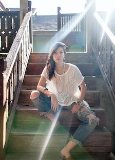 Lauren Yates Ponytail Journal