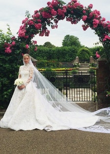 Nicky Hilton Wedding