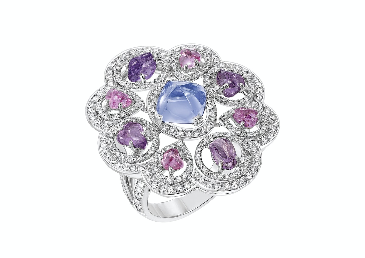 CHANEL fine jewelry ring