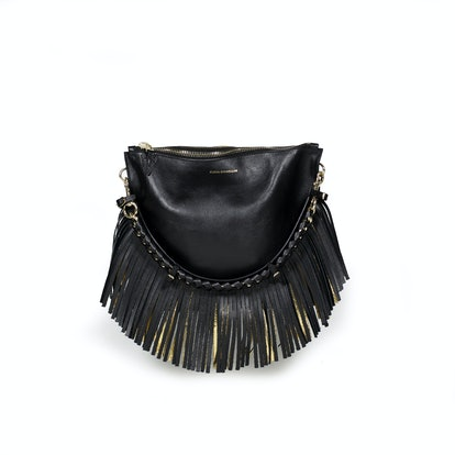 Gia P Fringe Bag