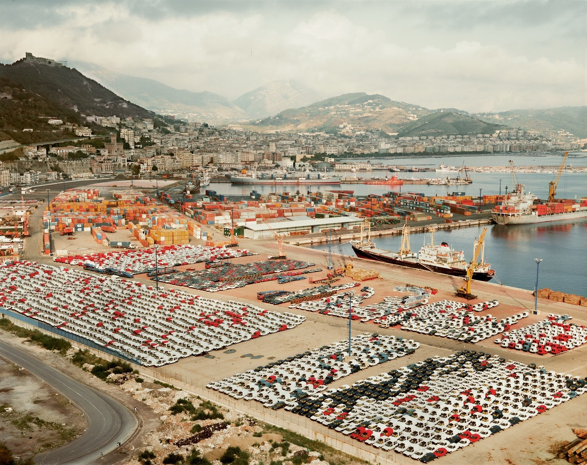 Gursky's Salerno 1