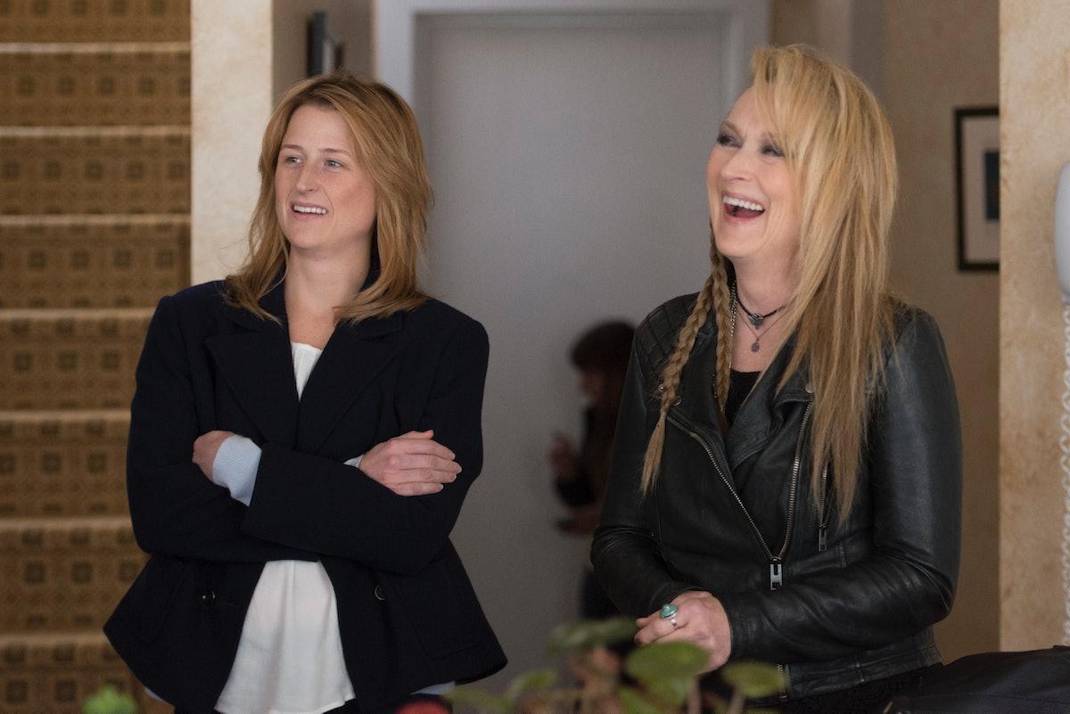 Gummer and Streep