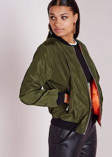 Missguided bomber jacket