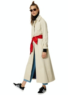 VEDA x Man Repeller Trench