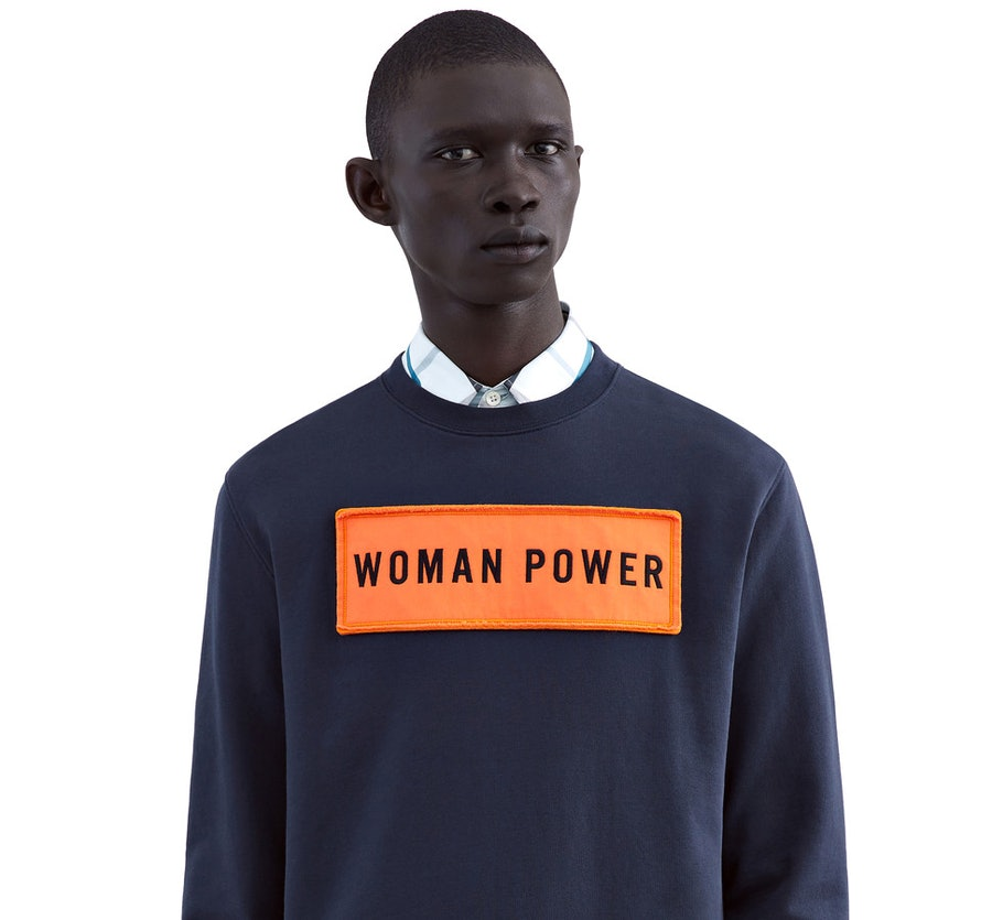 acne woman power