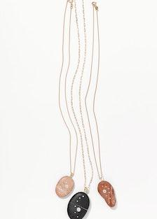 CVC Stones necklaces