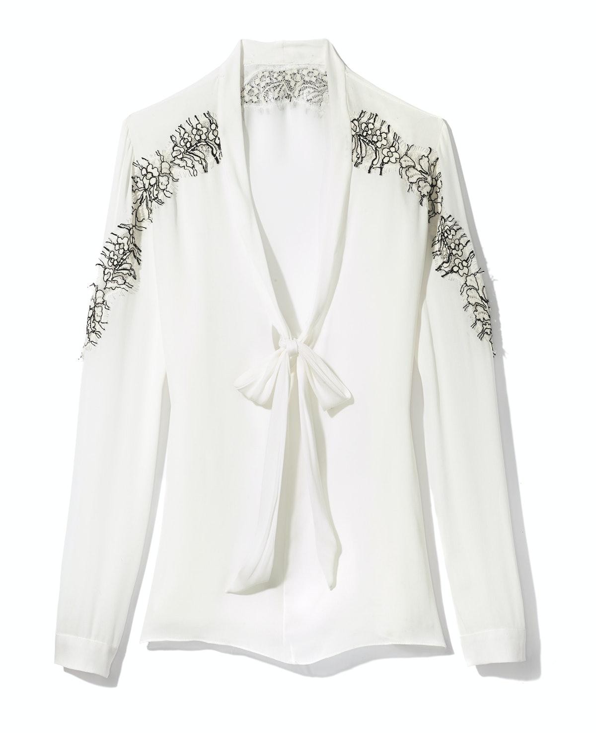 Wes Gordon blouse