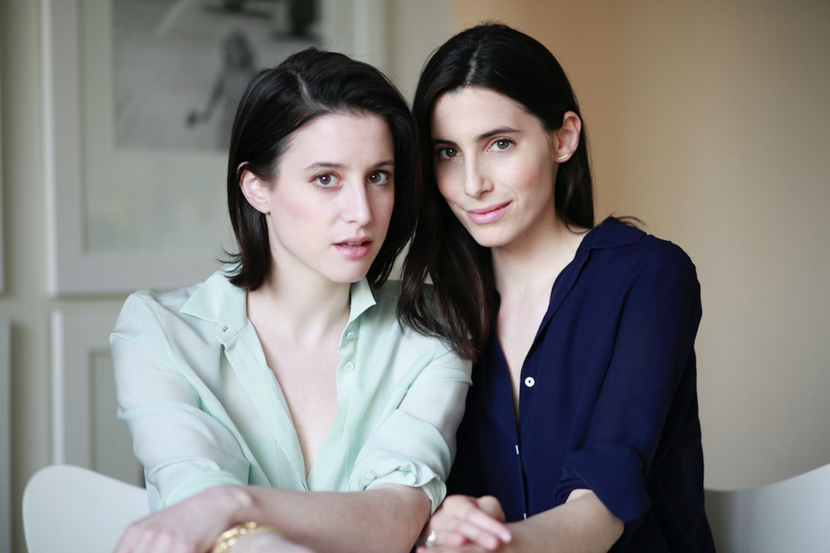 Danielle and Laura Kosann