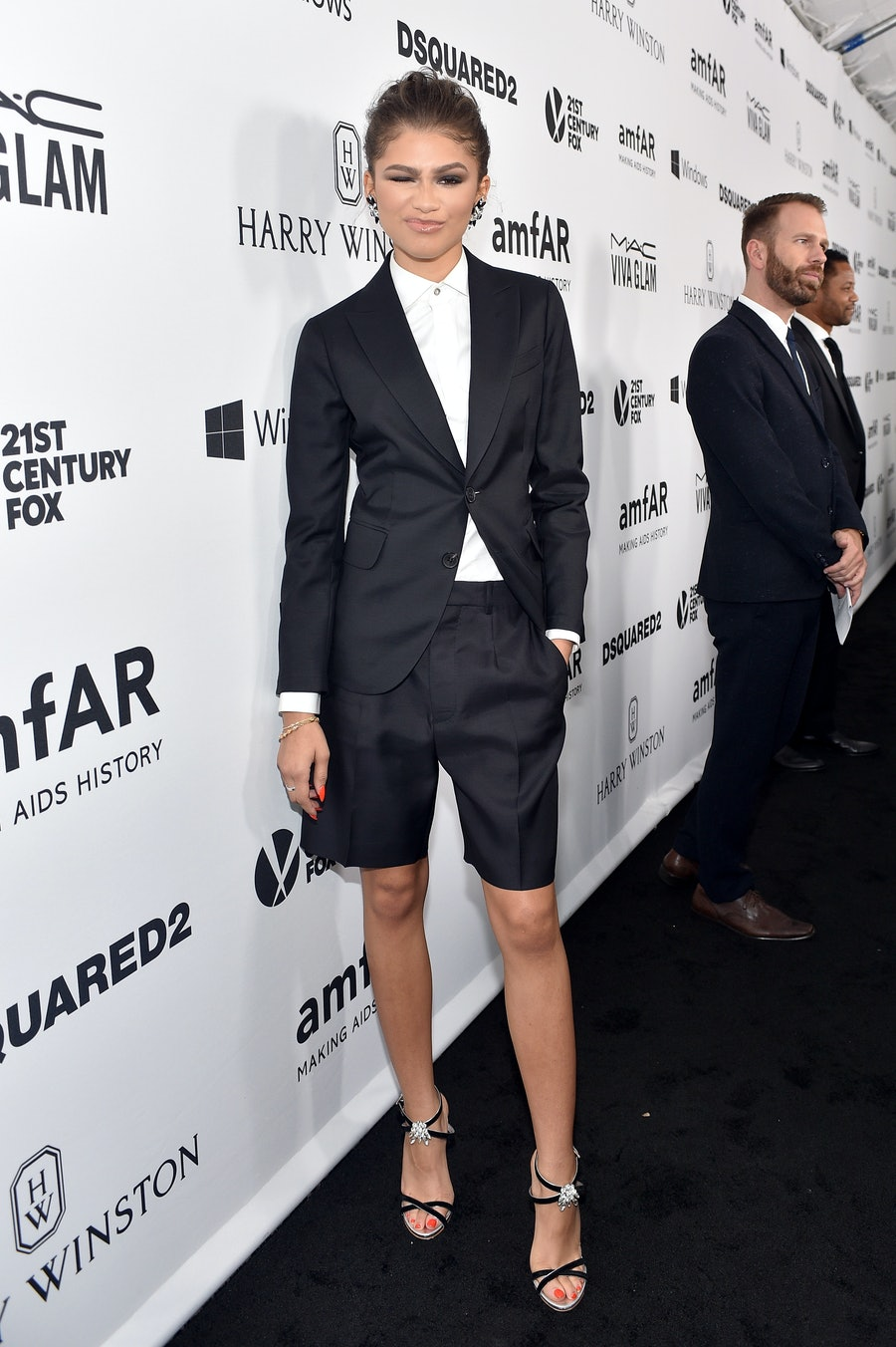 Zendaya in Dsquared2