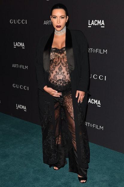 Kim Kardashian in Givenchy