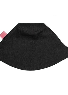 Reversible Denim Mushroom Hat