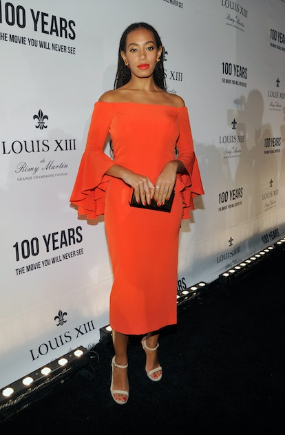 Solange Knowles in Milly