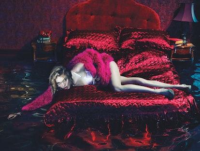 Natalia Vodianova by Mert and Marcus