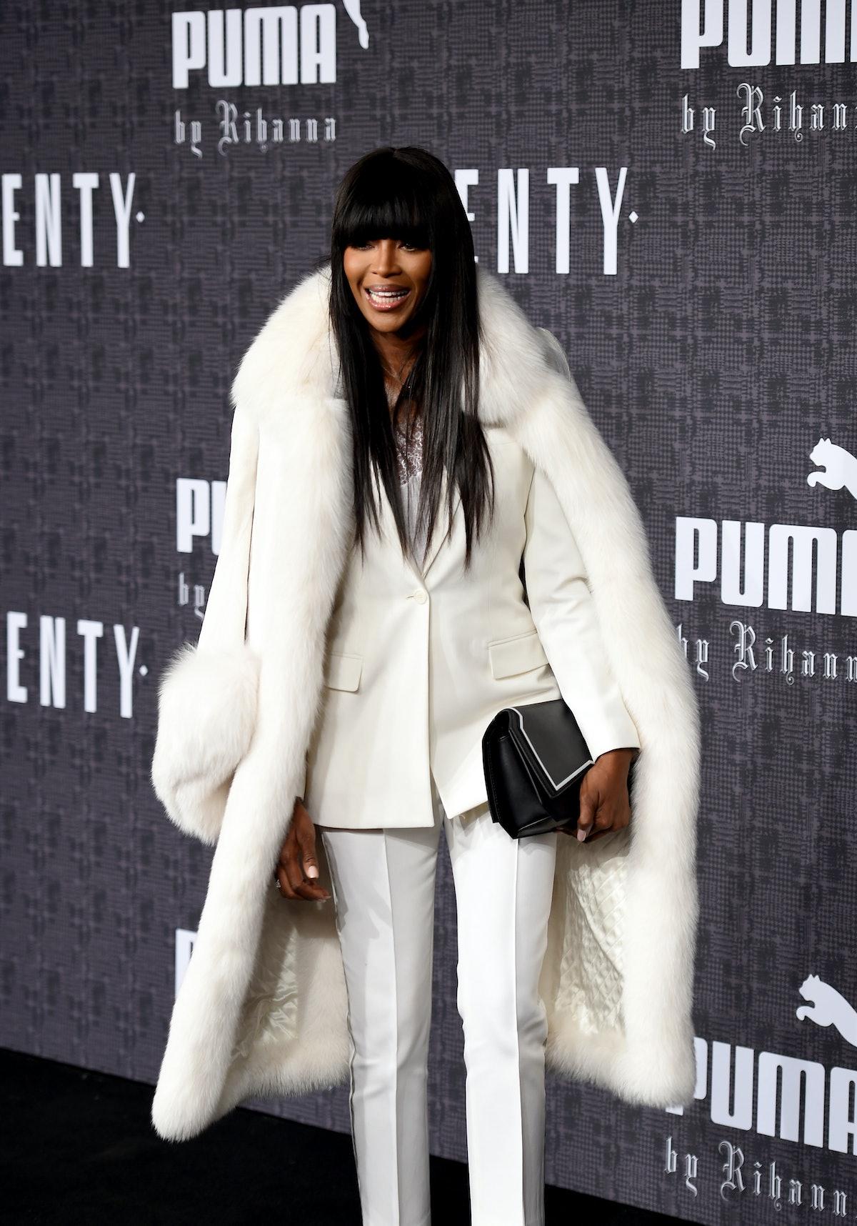 FENTY PUMA by Rihanna AW16 Collection - Arrivals - Fall 2016 New York Fashion Week
